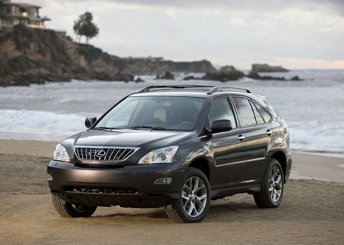 Lexus Pebble Edition RX350