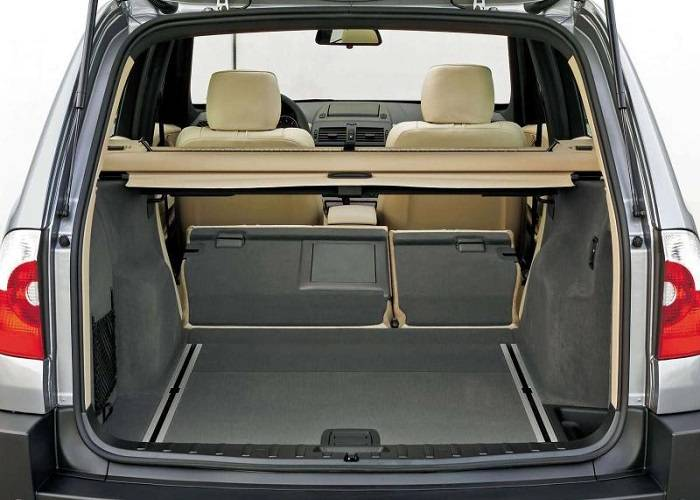 Багажник BMW X3