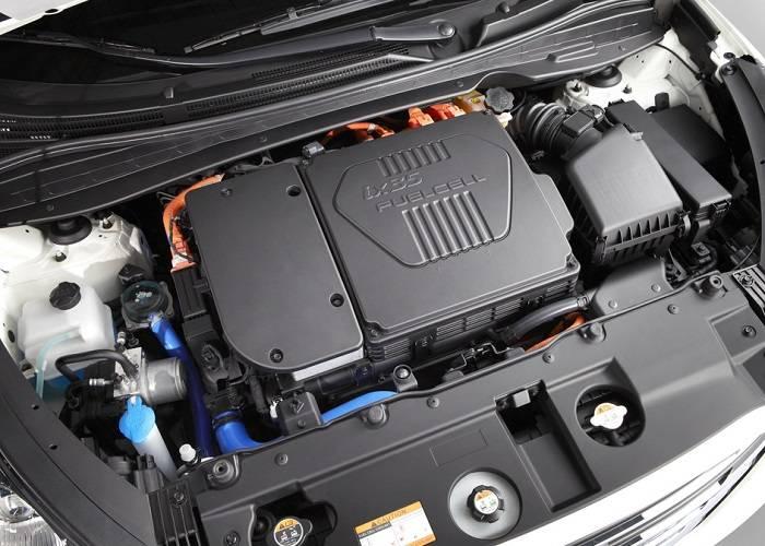 Двигатель кроссовера Hyundai способен конкурировать с двигателями кроссоверов других  компаний, имеющие большую популярность
