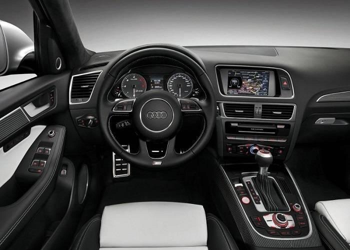 Для водителя предусмотрено большое количество опций, позволяющих сделать езду более комфортной