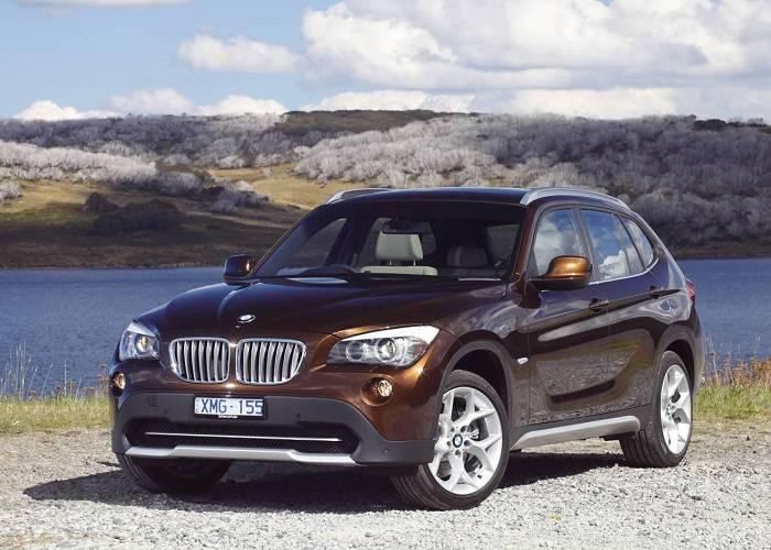 BMW X1 - один из наиболее популярных кроссоверов