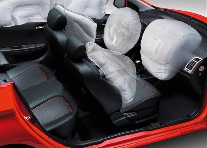 Тщательно продуманная система безопасности кроссовера Hyundai не может не радовать