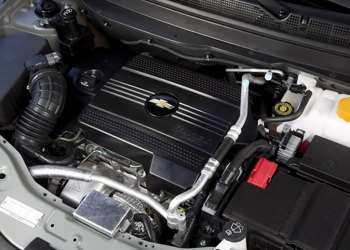 Двигатели в Chevrolet Captiva имеются в дизельном и бензиновом варианте