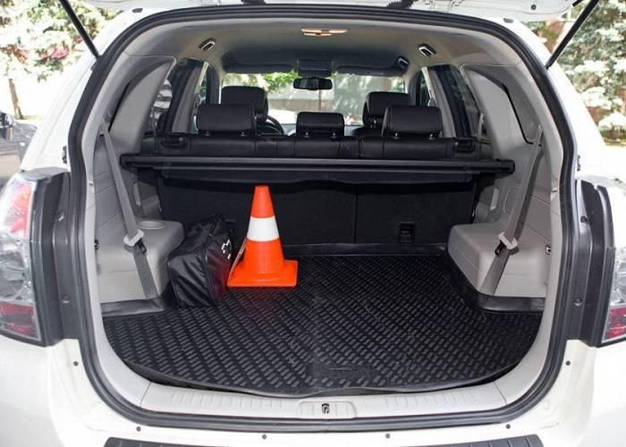 Багажник Chevrolet Captiva