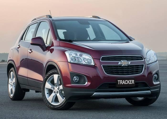Chevrolet Tracker