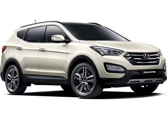 Hyundai Santa Fe - хороший и качественный кроссовер