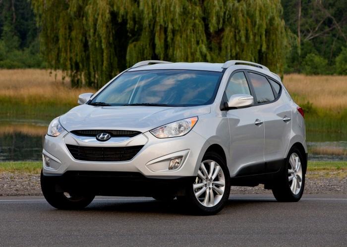 Hyundai Tucson – популярная машина с хорошими характеристиками