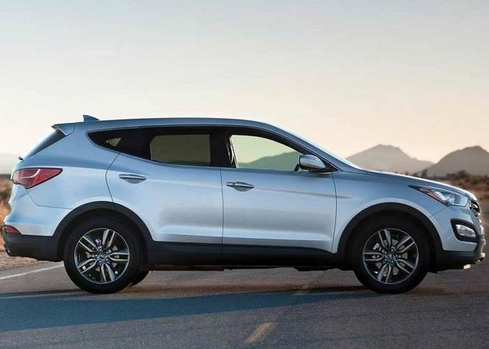 Кроссовер Hyundai Santa Fe стал еще более привлекательный и интересный