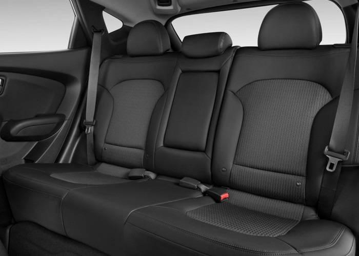 В салоне кроссовера будет комфортно не только водителю, но и всем пассажирам