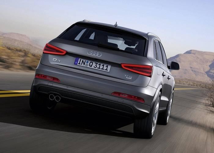 Audi Q3 - популярный и элегантный кроссовер