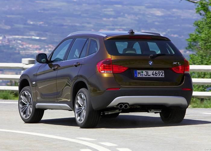 BMW X1 - стильный городской кроссовер