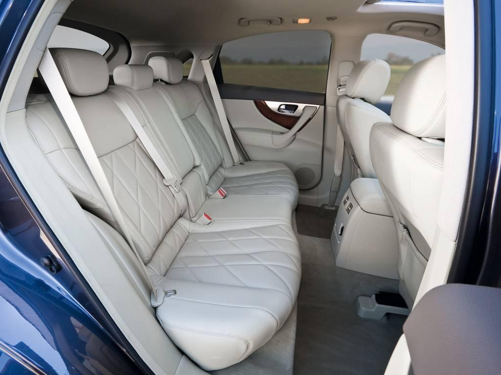 Некоторым пассажирам может не хватить места на задних сиденьях
