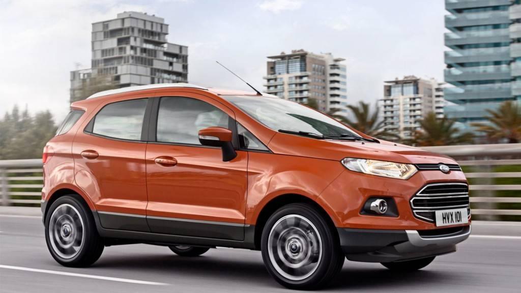 Ford-EcoSport совсем скоро появится и в России