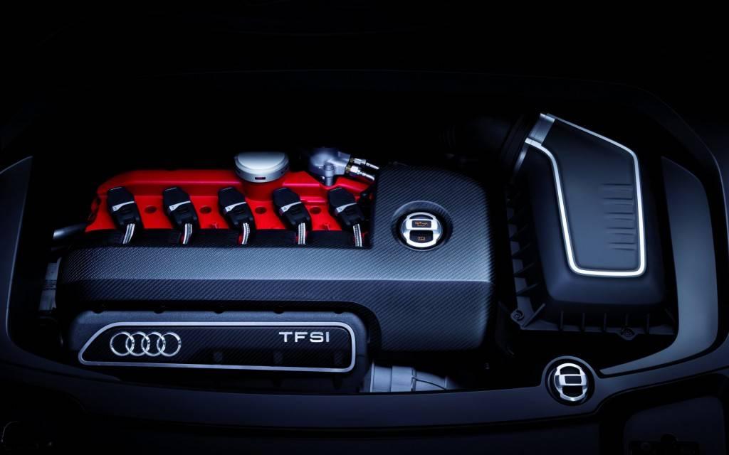 Двигатель Audi-Q3 делает автомобиль невероятно динамичным