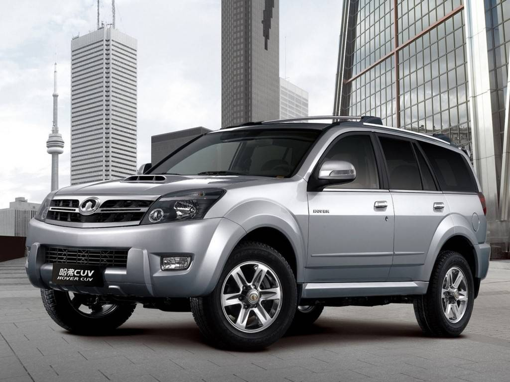 Great Wall_Hover_SUV 5 door_2005