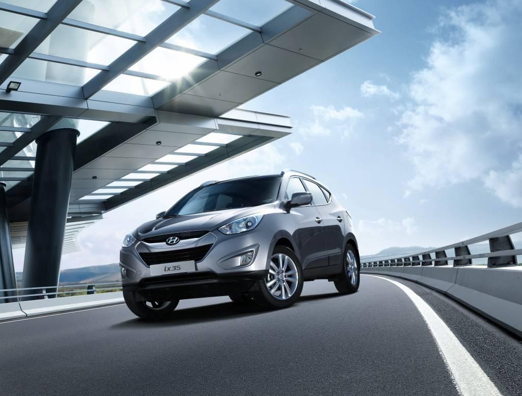Hyundai-ix35 заслужил доверие клиентов в России и за ее пределами