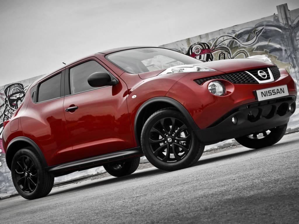 Nissan_Juke_SUV 5 door_2011