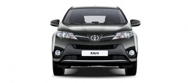 Новая Тойота рав 4 появилась на свет в 2010 году