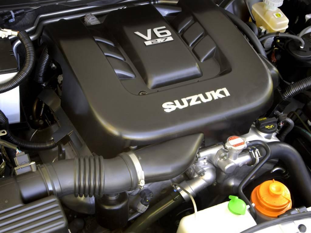 Сузуки предлагает несколько вариантов двигателей для Гранд Витара