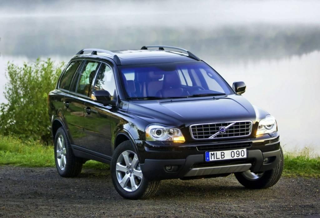 Volvo XC90 имеет отличную репутацию и много поклонников