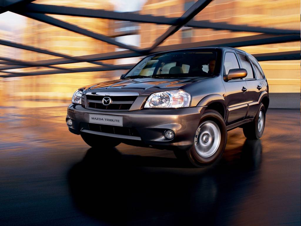 Mazda_Tribute_SUV 5 door_2004