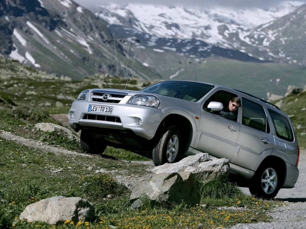 Mazda_Tribute_Tribute 2.3 4WD_SUV 5 door