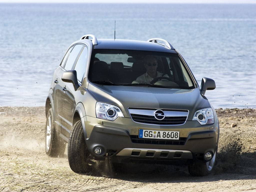 Opel_Antara_Antara 3.2 V6_SUV 5 door