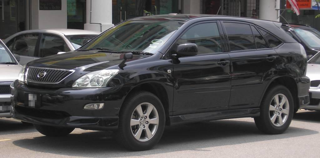 Тойота Харриер обладает отличным дизайном и отменными ходовыми характеристиками