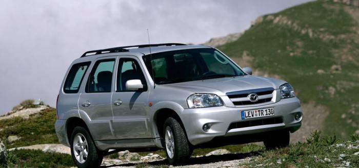 Мазда Трибьют была и остается очень популярным автомобилем в нашей стране