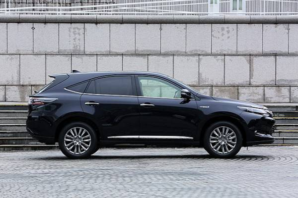 toyota-harrier-prototype-revealed-is-a-glorified-le