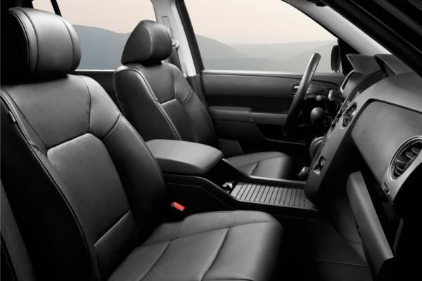 Посадка в Хонда Пилот удобна и комфортна