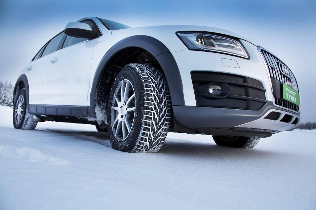 Зимняя резина от компании Nokian вполне может претендовать на первое место в рейтинге самых лучших шин для кроссовера.