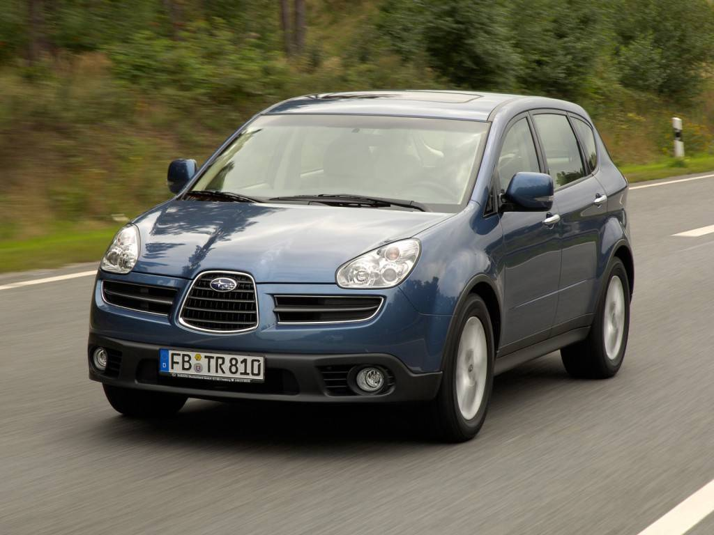 Subaru_B9 Tribeca_SUV 5 door_2006