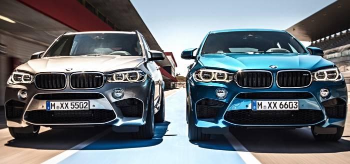 БМВ X5 и X6