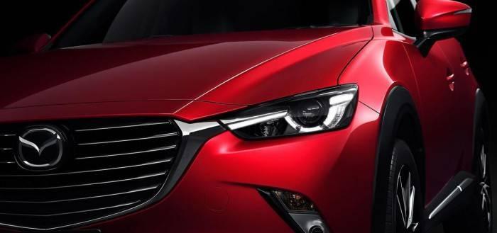 Mazda СX-3