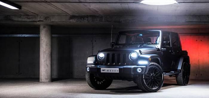 Jeep Wrangler Khan