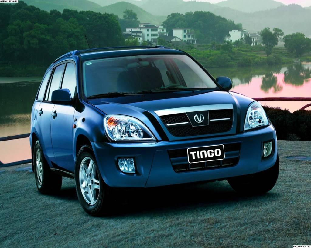 Тинго - типичный городской кроссовер по доступной цене