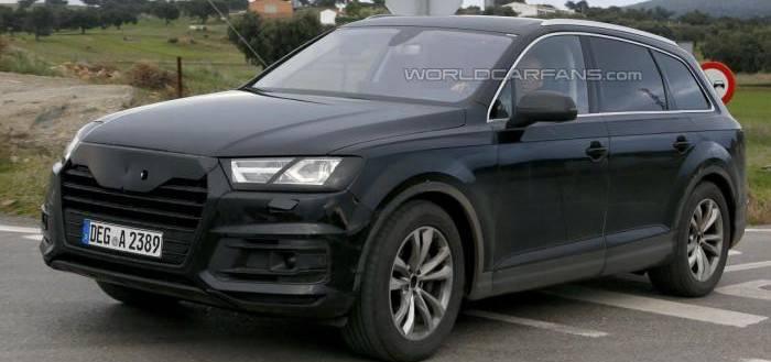 Next-gen Audi Q7