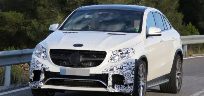 Mercedes-Benz GLE 63 AMG Coupe