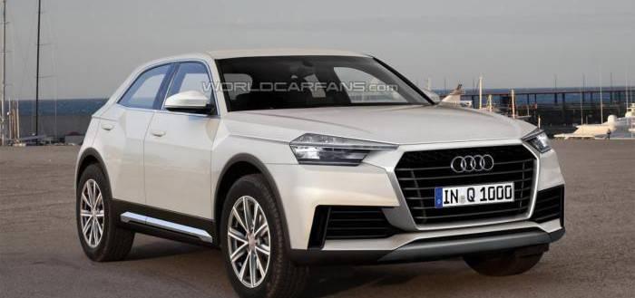Audi Q1 2016