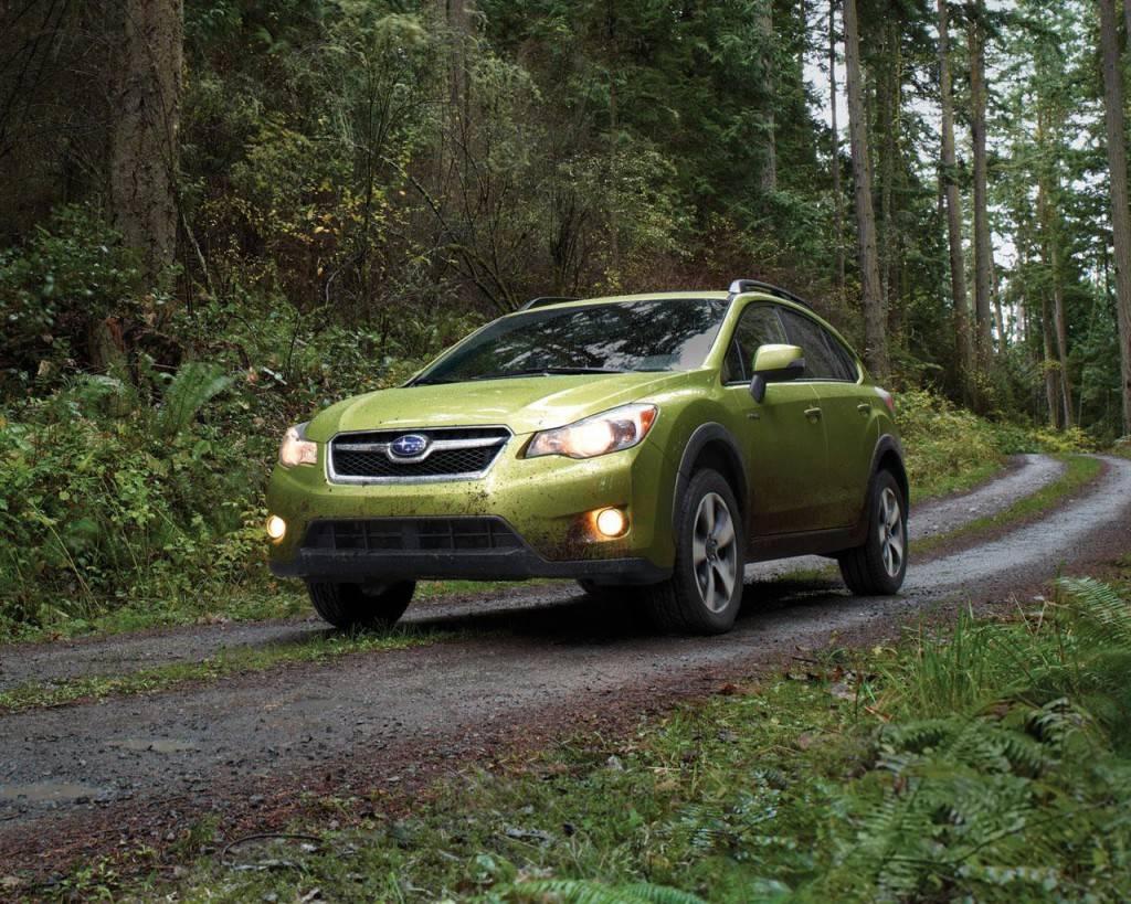 Subaru XV Crosstrek Hybrid4