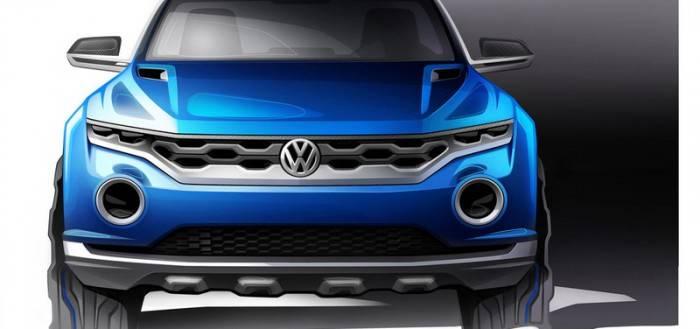 концепт-кар Volkswagen