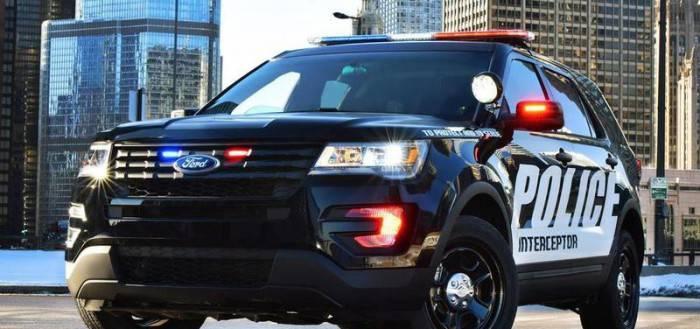 Новый Ford Interceptor