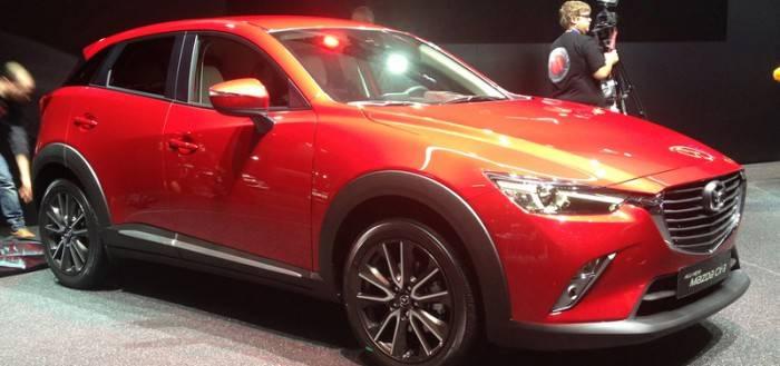Mazda СХ-3 2016