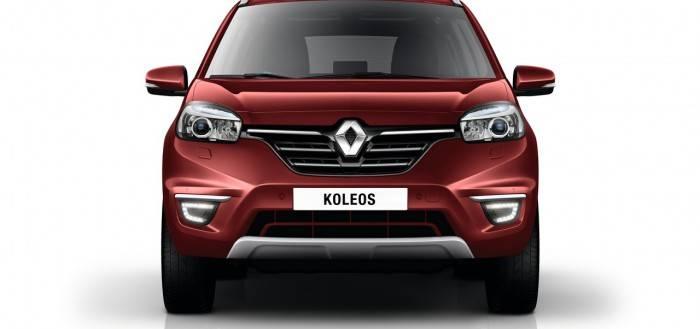 новый Renault Koleos 2015