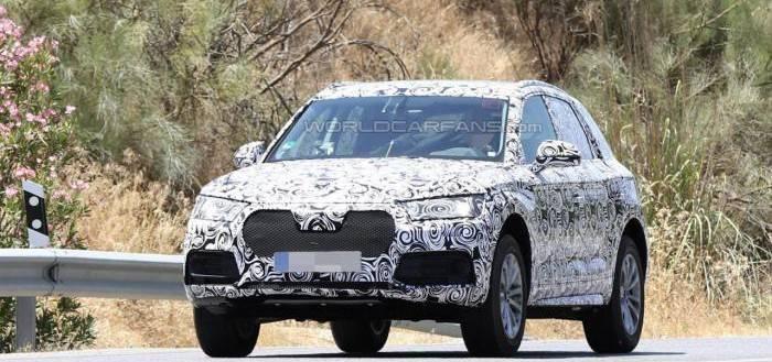 Audi Q  2017