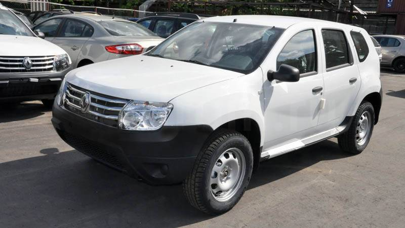 Renault duster authentique