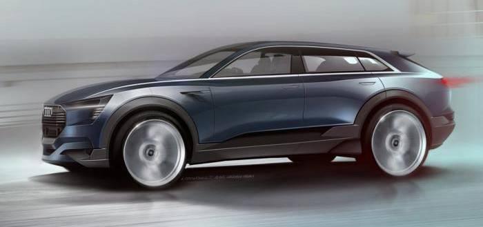 Audi e-tron Q6