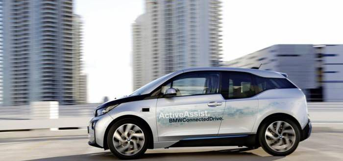 фото BMW i5 2020