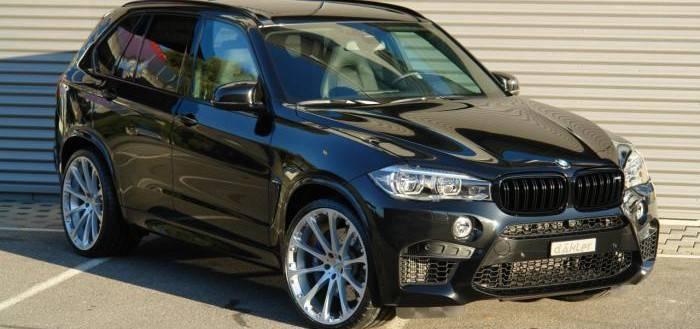 Тюнниг BMW X5 M